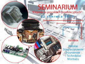 Klejenie w procesach produkcyjnych-seminarium.